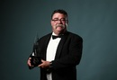 David Boon was inducted into the Australian Cricket Hall of Fame at the Allan Border Medal awards night, Sydney, January 23, 2017