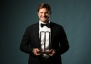 Shane Watson was awarded the Twenty20 Player of the Year award at the Allan Border Medal awards night, Sydney, January 23, 2017