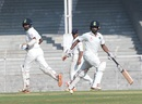 Cheteshwar Pujara and Wriddhiman Saha added an unbroken 203-run stand, Gujarat v Rest of India, 4th day, Irani Cup, January 23, 2017