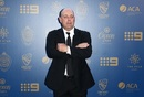 Darren Lehmann strikes a pose, Sydney, January 23, 2017