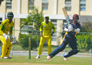 Amir Jangoo scored 64 to help CCC past Jamaica, Combined Campuses and Colleges v Jamaica, Regional Super50, Group B, Cave Hill, January 24, 2017