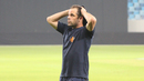 Netherlands captain Peter Borren has hands on head coming to terms with his side's shock defeat, Hong Kong v Netherlands, Desert T20, Group B, Dubai, January 18, 2017