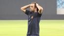 Netherlands captain Peter Borren has hands on head, Hong Kong v Netherlands, Desert T20, Group B, Dubai, January 18, 2017