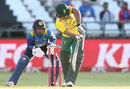 Reeza Hendricks struck 41 off 34 balls, South Africa v Sri Lanka, 3rd T20, Cape Town, January 25, 2017