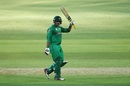 Sharjeel Khan struck his third successive fifty, Australia v Pakistan, 5th ODI, Adelaide, January 26, 2017