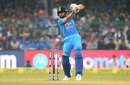 England hits, and India's misses