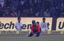 Adil Rashid holds on to a catch to remove Yuvraj Singh, India v England, 1st T20I, Kanpur, January 26, 2017