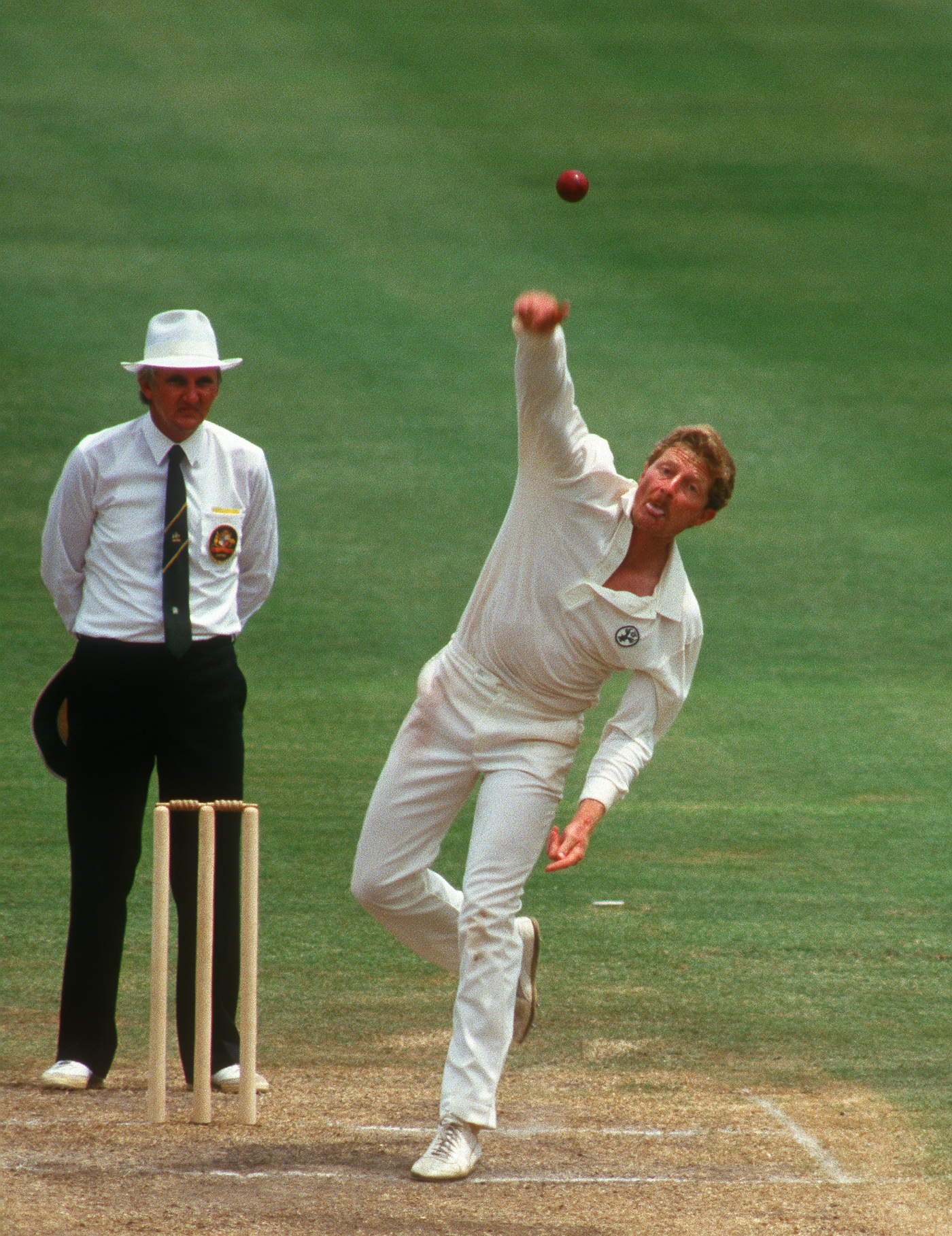 Having once feared for his place in the New South Wales team, Taylor went on to play 13 Tests and 83 ODIs for Australia