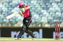 Alyssa Healy struck 40 runs off 27 balls, Perth Scorchers v Sydney Sixers, Women's BBL 2016-2017, Perth, January 28, 2017
