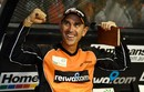 Perth Scorchers coach Justin Langer is all smiles after the franchise's third title, Perth Scorchers v Sydney Sixers, BBL 2016-17, Final, Perth, January 28, 2017