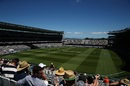 A general view of Eden Park, and its short boundaries, New Zealand v Australia, 1st ODI, Auckland, January 30, 2017