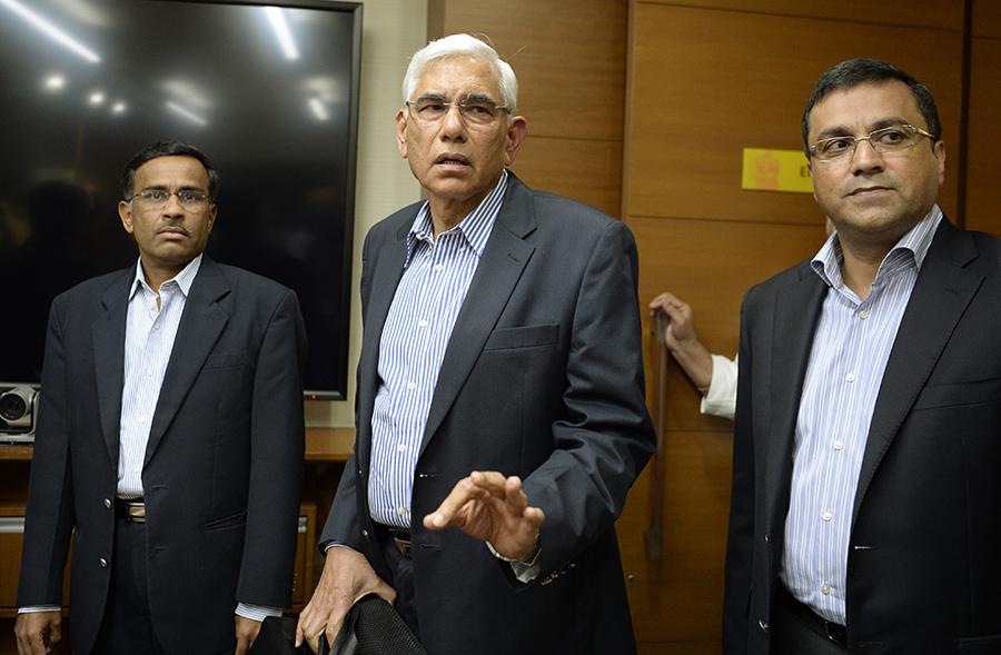 BCCI Should Hold Fresh Election in 90 Days - Vinod Rai 1