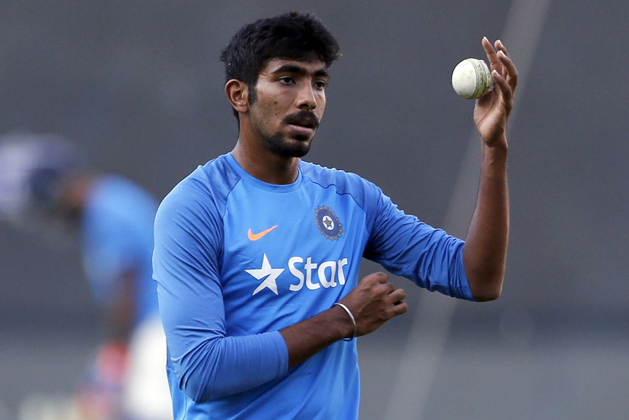 Bumrah, Parthiv called up for South Africa Test series