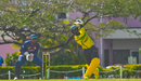 Andre McCarthy helped Jamaica recover with 63 off 87 balls, ICC Americas v Jamaica, WICB Regional Super 50 2016-17, Bridgetown, February 1, 2017