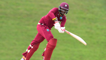 Matthew Patrick top-scored with 45 in a low-scoring thriller