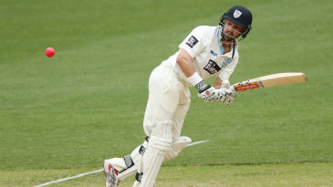 Ed Cowan converted his 23rd first-class century into a double ton