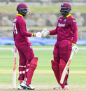 West Indies U-19 openers, Matthew Patrick and Shian Brathwaite, added 88 for the first wicket, West Indies Under-19s v Windward Islands, WICB Regional Super 50 2016-17, Group A, Antigua, February 4, 2017