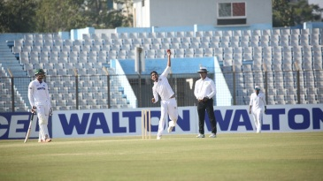 Sunzamul Islam took 9 for 80