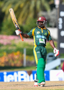 Devon Smith scored his seventh List A century, Leeward Islands v Windward Islands, Regional Super50, Group A, Coolidge, February 8, 2017