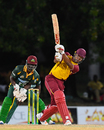 Kieran Powell top-scored with 80, Leeward Islands v Windward Islands, Regional Super50, Group A, Coolidge, February 8, 2017