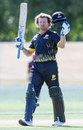 Hamish Marshall's hundred helped set up victory, Canterbury v Wellington, Ford Trophy, Hagley Oval, February 8, 2017