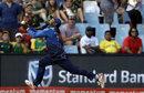 Sachith Pathirana dropped a chance off Faf du Plessis, South Africa v Sri Lanka, 5th ODI, Centurion, February 10, 2017