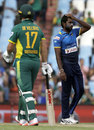 It was another tough day for Sri Lanka's bowlers, South Africa v Sri Lanka, 5th ODI, Centurion, February 10, 2017