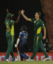 Chris Morris finished with a career-best 4 for 31, South Africa v Sri Lanka, 5th ODI, Centurion, February 10, 2017