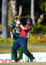 Will Gidman pulls over the leg side during his 94, Kent v Windward Islands, Regional Super50, Group A, Coolidge, February 10, 2017
