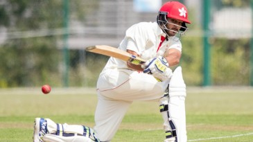 Anshuman Rath struck 10 fours and a six during his unbeaten 98