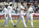 Taskin Ahmed picked up two early wickets, India v Bangladesh, one-off Test, Hyderabad, 4th day, February 12, 2017