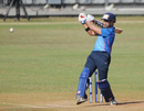 Gautam Gambhir plays a pull shot, North Zone v South Zone, Syed Mushtaq Ali Trophy, February 12, 2017