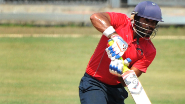 Harpreet Singh hit a 43-ball 48