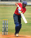 Harpreet Singh hit a 43-ball 48 to steer Central Zone to 151, Central Zone v East Zone, Syed Mushtaq Ali Trophy Inter Zonal, Mumbai, February 13, 2017