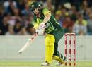 Adam Voges hammered a 31-ball 54, Prime Minister's XI v Sri Lanka, Tour match, Canberra, February 15, 2016