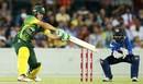Sam Heazlett struck a brisk fifty, Prime Minister's XI v Sri Lanka, Tour match, Canberra, February 15, 2016