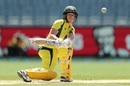 Elyse Villani struck 73 runs off 47 balls, Australia Women v New Zealand Women, 1st T20I, Melbourne, February 17, 2017