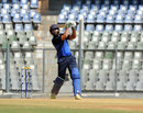 Ishank Jaggi hits out on his way to 56 off 30, East Zone v West Zone, Syed Mushtaq Ali Trophy Inter Zonals, Mumbai, February 18, 2017