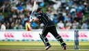 Colin de Grandhomme struck some useful late runs, New Zealand v South Africa, 1st ODI, Hamilton, February 19, 2017