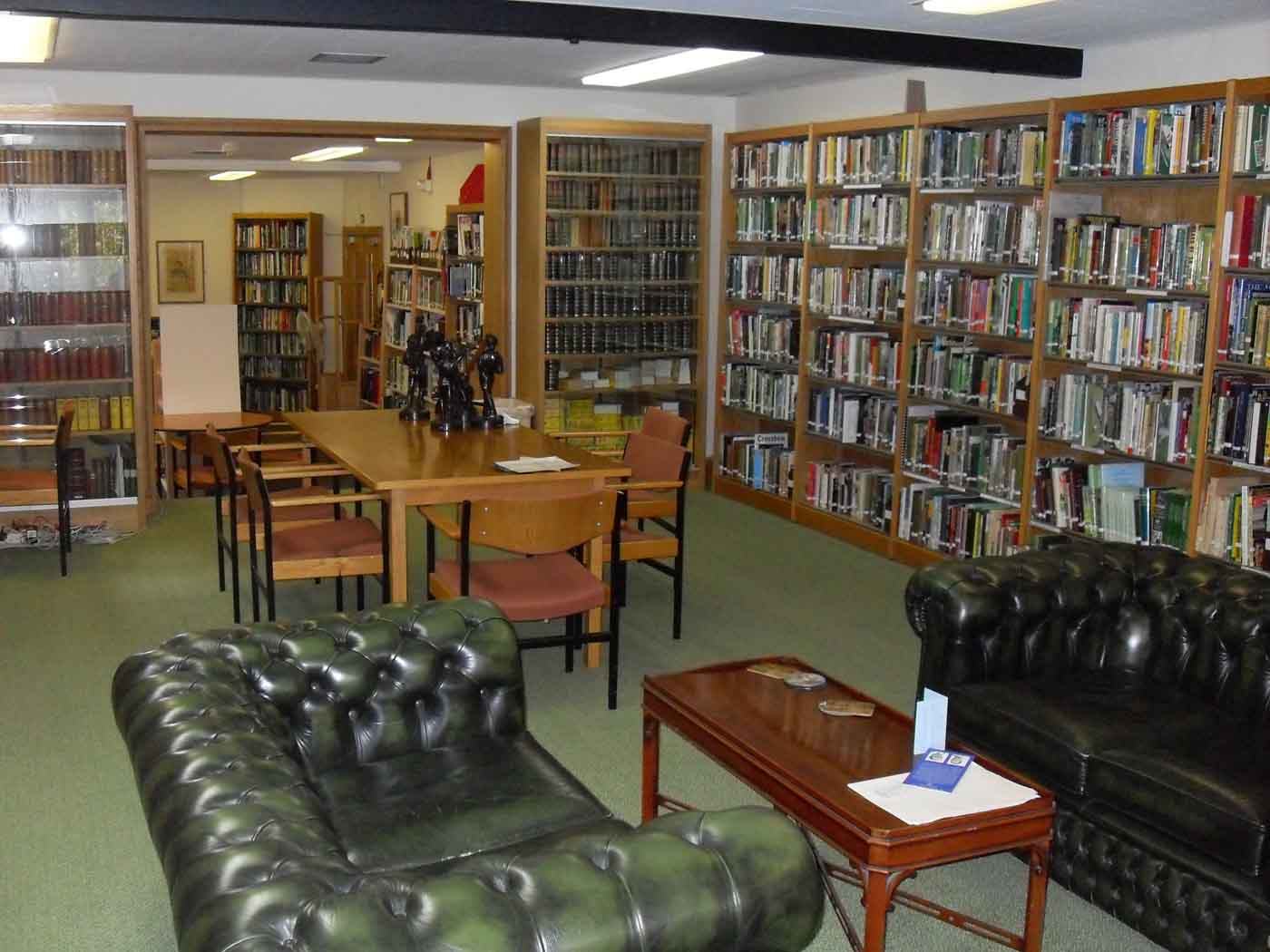 While cricket libraries, like the MCC library at Lord's, should be preserved, they must also find ways to stay relevant to generations brought up in the digital age