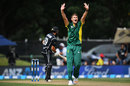 Dwaine Pretorius removed Dean Brownlie on his return to side, New Zealand v South Africa, 2nd ODI, Christchurch, February 22, 2017