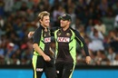 Adam Zampa finished with figures of 3 for 25 after his four overs, Australia v Sri Lanka, 3rd T20 International, Adelaide, February 22, 2017