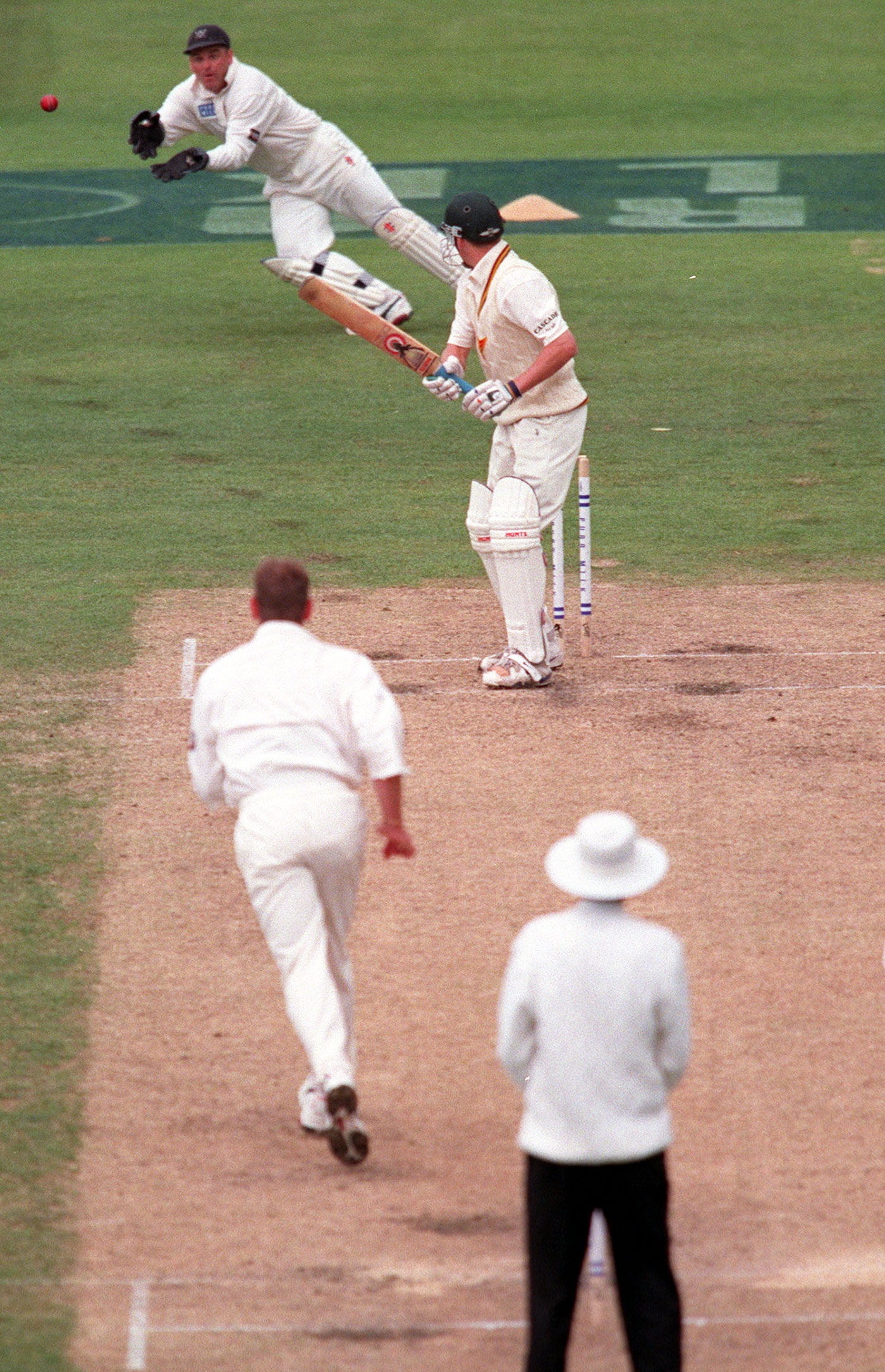 Till recently, Darren Berry held the dismissals record in the Sheffield Shield, but as he saw throughout his career and then as a coach, it's the runs column that everyone looks at