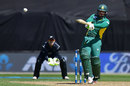 Quinton de Kock continued his impressive form, New Zealand v South Africa, 3rd ODI, Wellington, February 25, 2016