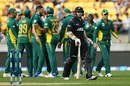 Tom Latham returned after a seven-ball duck, New Zealand v South Africa, 3rd ODI, Wellington, February 25, 2017