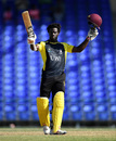 Chadwick Walton made 121 in the run chase, UWI Vice Chancellor's XI v England XI, Tour match, St Kitts, February 25, 2017