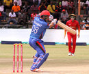 Rahmat Shah top scored with 50, Zimbabwe v Afghanistan, 5th ODI, Harare, February 26, 2017