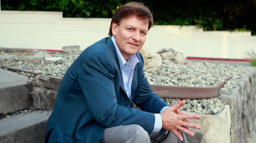 Michael Lewis, the author of <i>Moneyball</i>