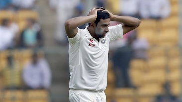R Ashwin ponders the vagaries of life and cricket