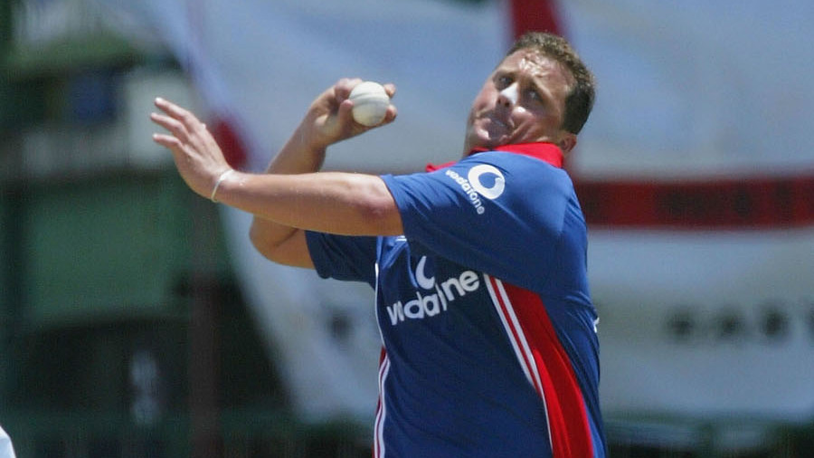Darren Gough, towards the end of his career, took 2 for 22 in his first match in the Caribbean